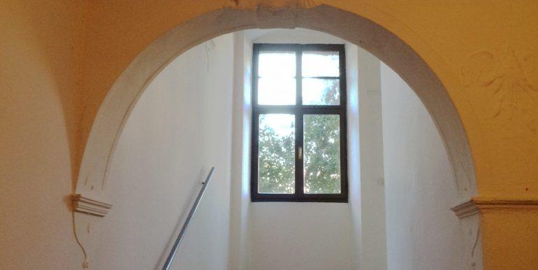 Dettagli architettonici di pregio storico artistico