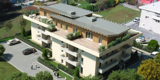 Attico C14 – Residenza Mori2 | Mori, Via Del Garda