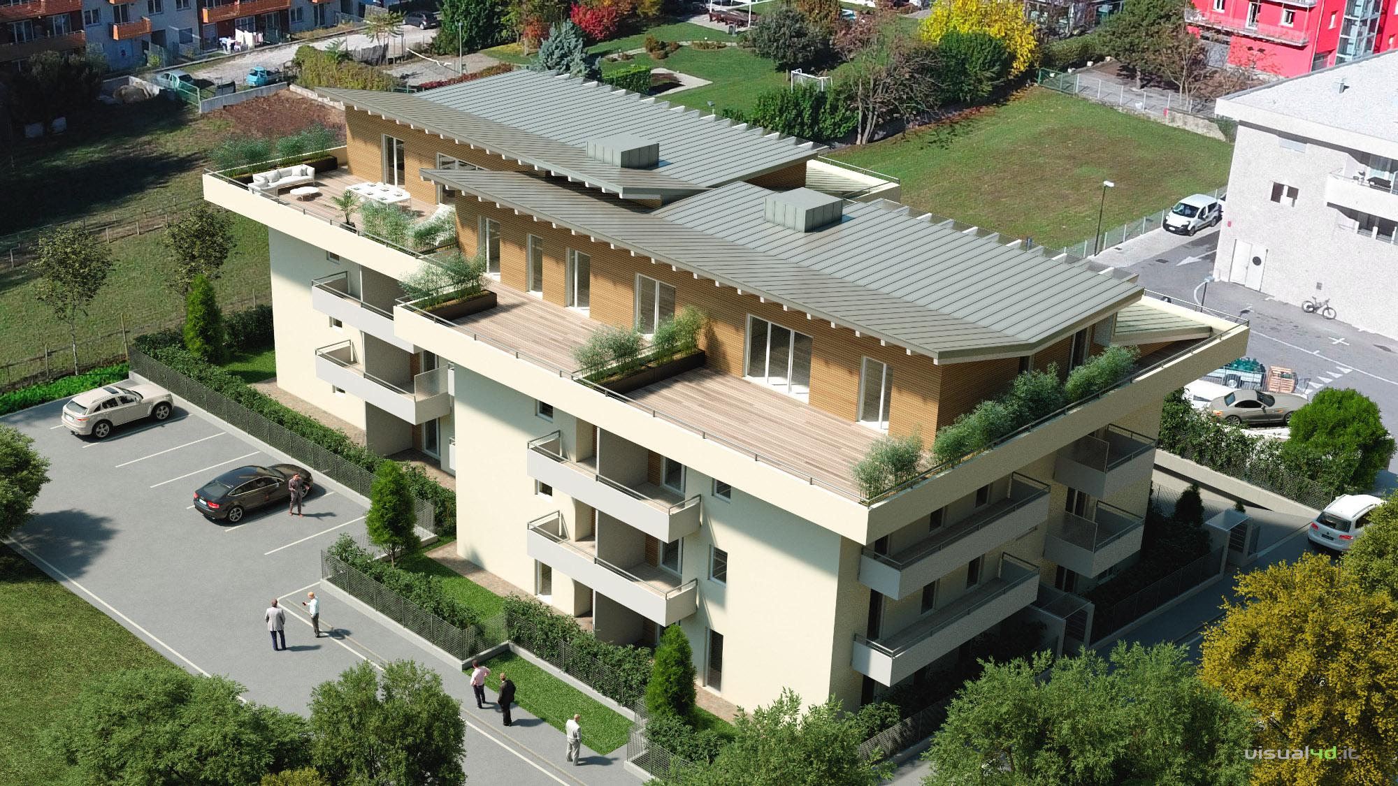 Nuova palazzina a MORI – Residenza Mori2 | Mori, Via del Garda