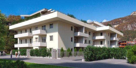 Appartamento C09 – Residenza Mori2 | Mori, Via del Garda