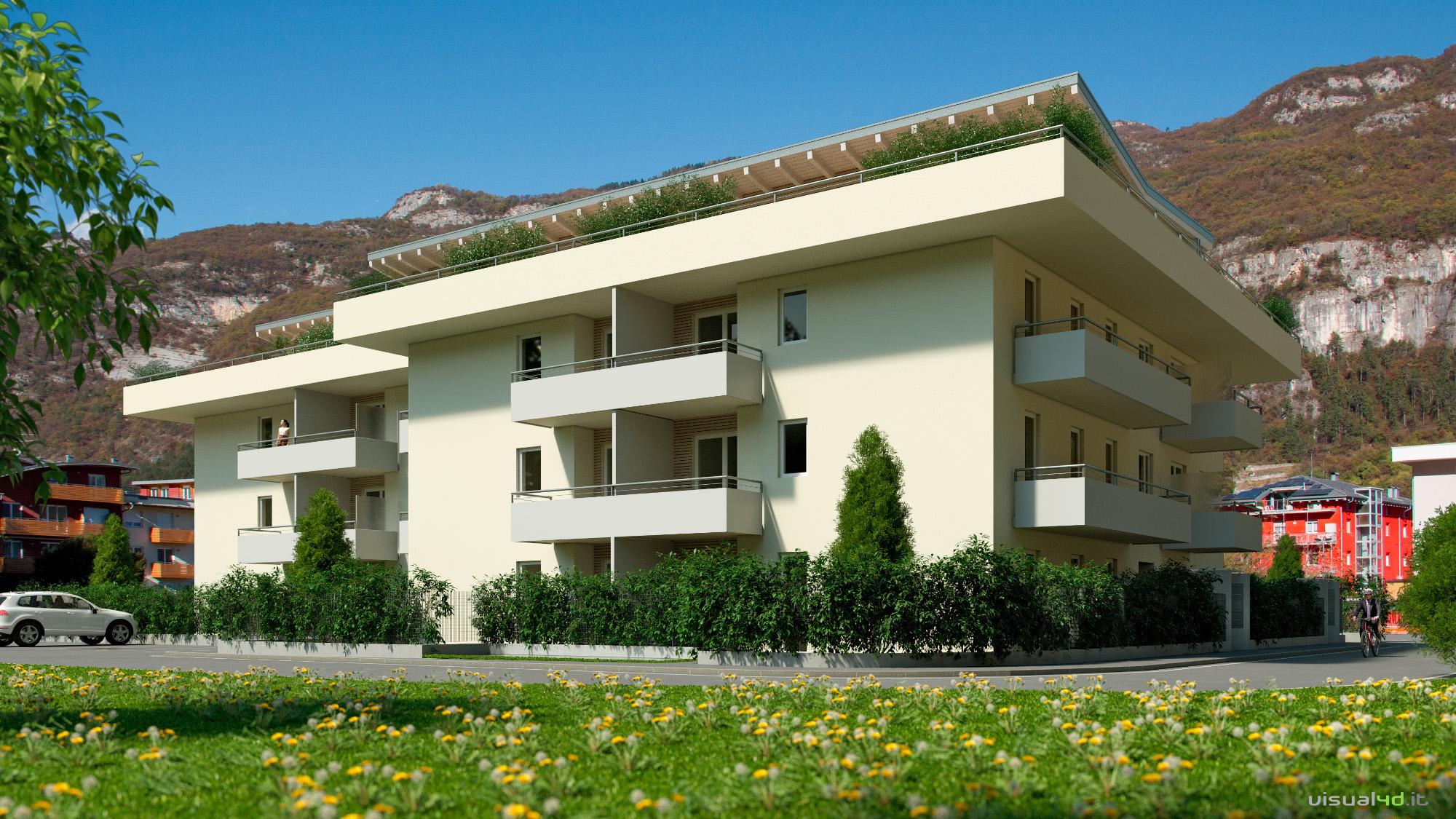 Appartamento D20 – Residenza Mori2 | Mori, Via del Garda