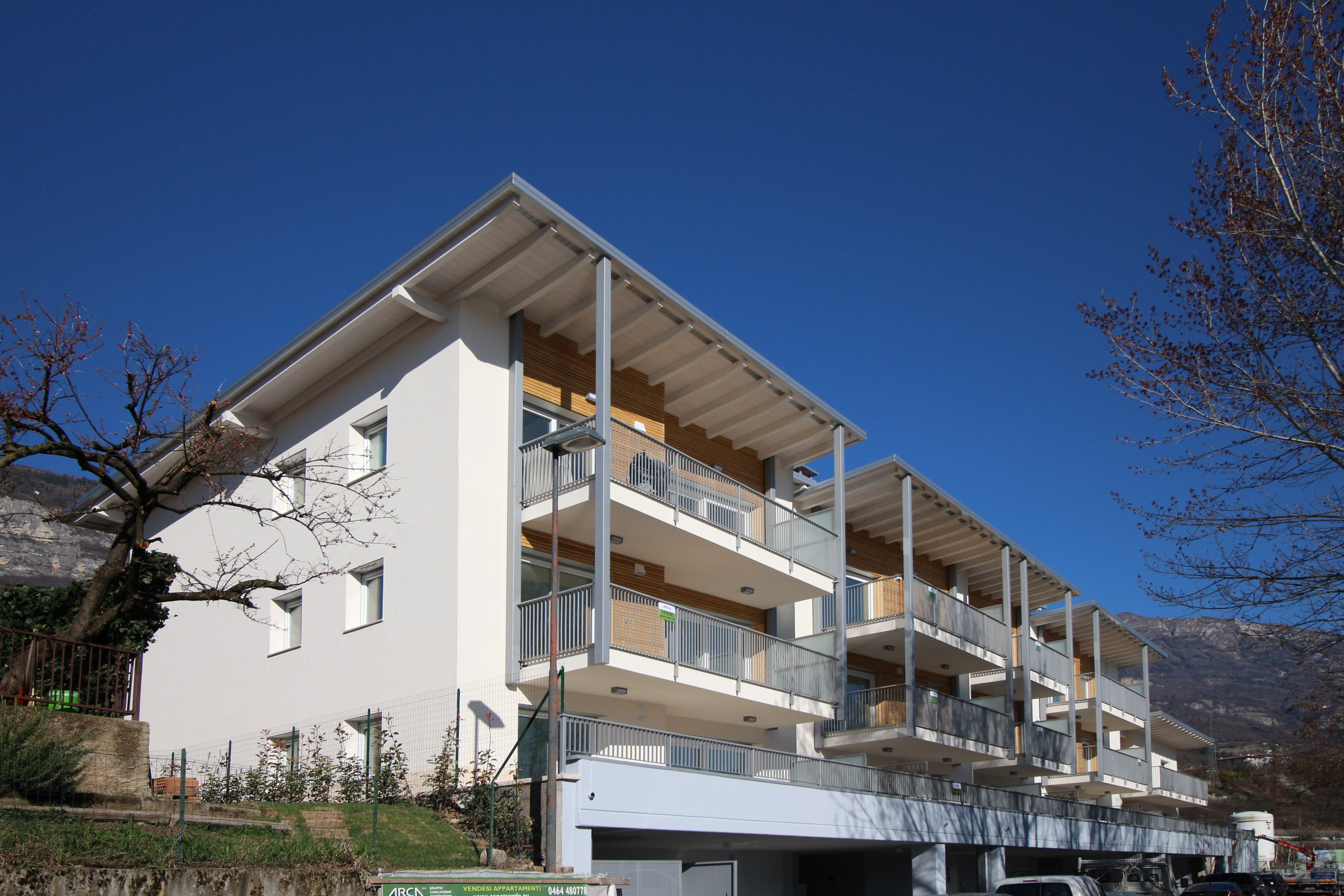 Appartamento 1 – Residenza Lungadige | Isera-Sacco, Via Lungadige