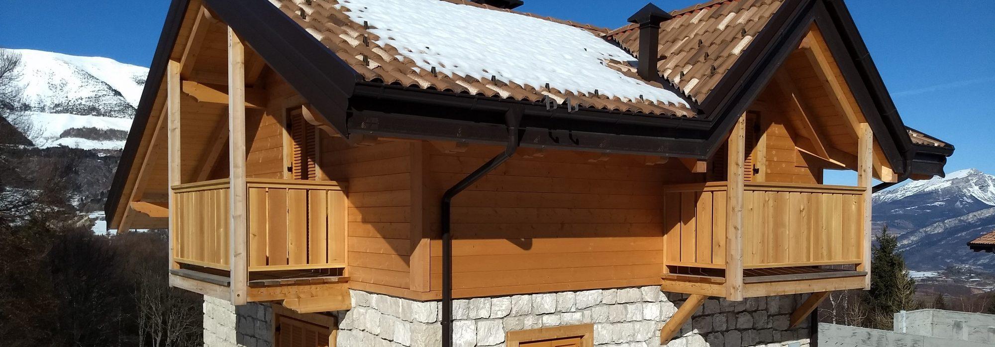 Nuovo Chalet – Altopiano di Brentonico – Trento