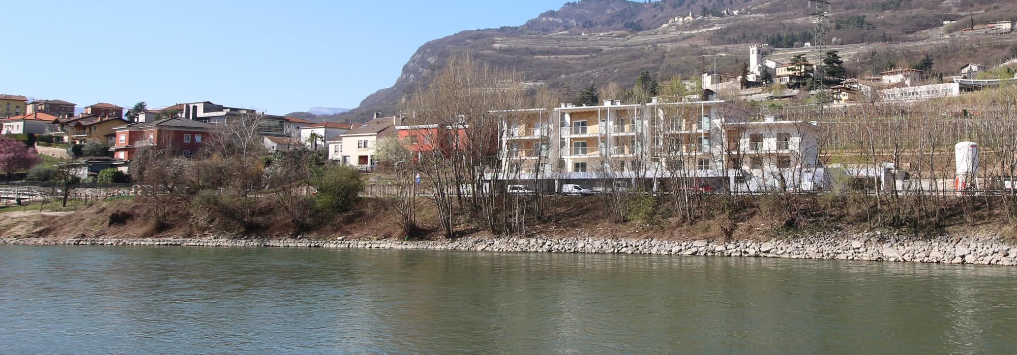 Nuova Residenza Lungadige | Isera-Sacco, Via Lungadige