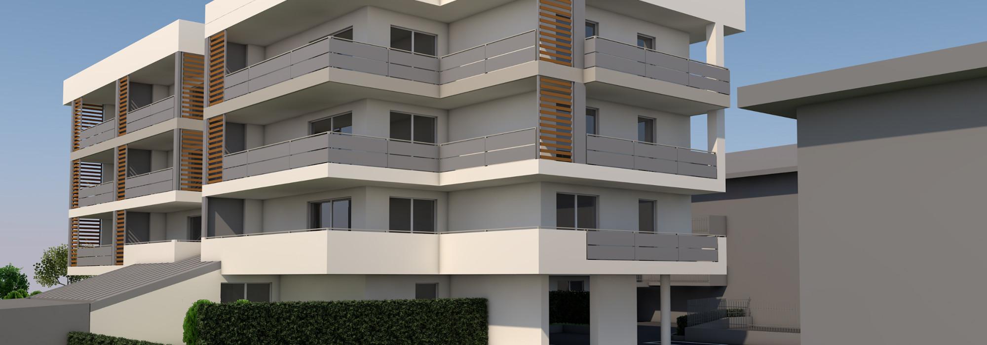 Nuova Residenza Jacopino | Rovereto-Lizzanella, Via Jacopino